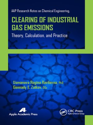 cover image of Clearing of Industrial Gas Emissions