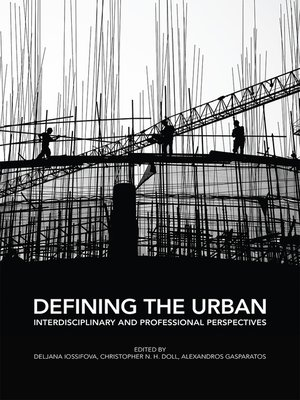 cover image of Defining the Urban
