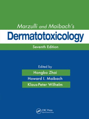 cover image of Dermatotoxicology