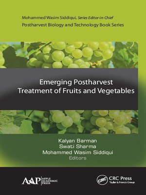 cover image of Emerging Postharvest Treatment of Fruits and Vegetables