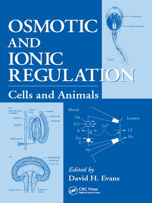 cover image of Osmotic and Ionic Regulation