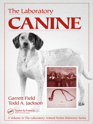 cover image of The Laboratory Canine