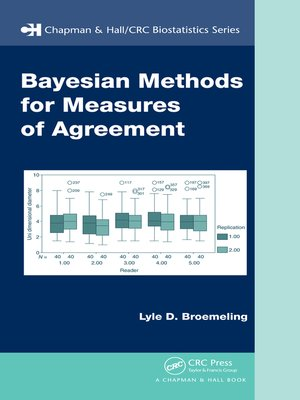 cover image of Bayesian Methods for Measures of Agreement
