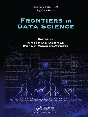 cover image of Frontiers in Data Science