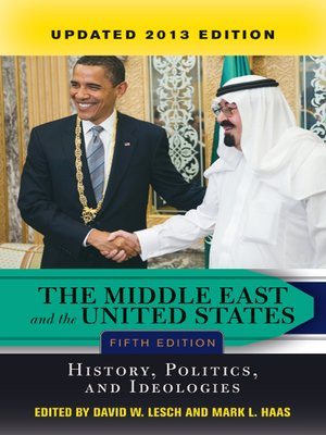 cover image of The Middle East and the United States