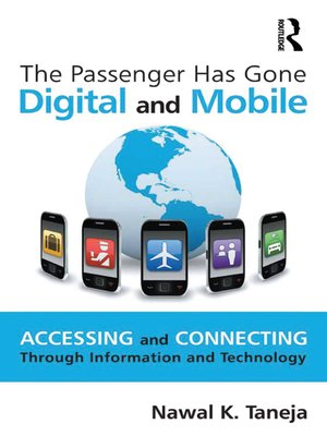 cover image of The Passenger Has Gone Digital and Mobile