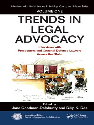 cover image of Trends in Legal Advocacy