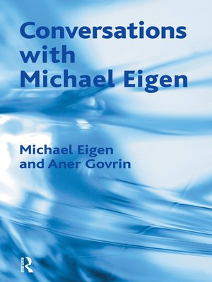 cover image of Conversations with Michael Eigen