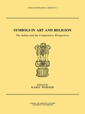 cover image of Symbols in Art and Religion