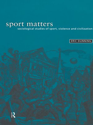 cover image of Sport Matters