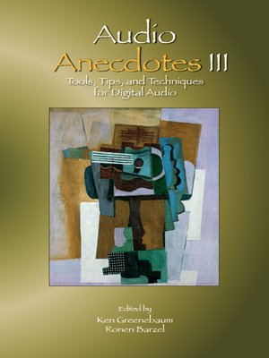 cover image of Audio Anecdotes III