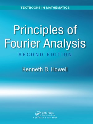 cover image of Principles of Fourier Analysis