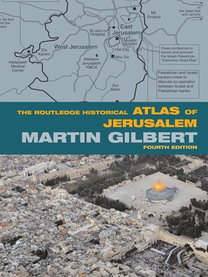 cover image of The Routledge Historical Atlas of Jerusalem
