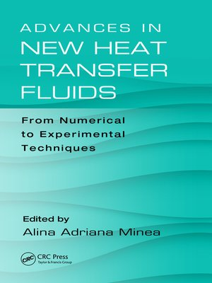 cover image of Advances in New Heat Transfer Fluids