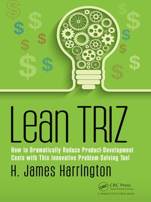 cover image of Lean TRIZ