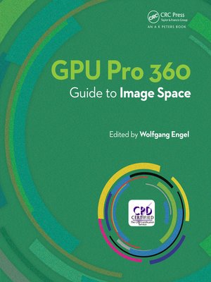 cover image of GPU Pro 360 Guide to Image Space