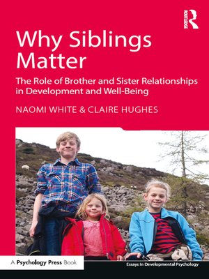 cover image of Why Siblings Matter