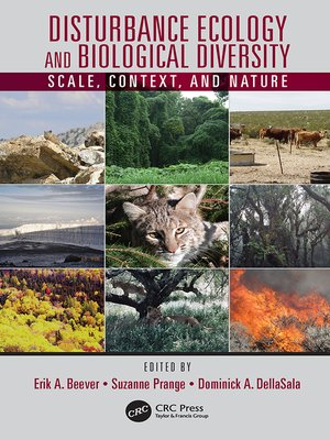 cover image of Disturbance Ecology and Biological Diversity