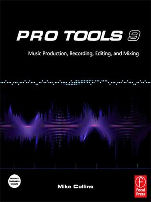 cover image of Pro Tools 9