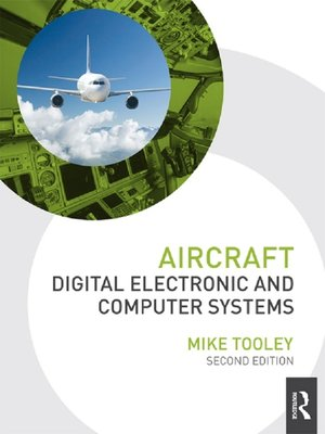 cover image of Aircraft Digital Electronic and Computer Systems, 2nd ed