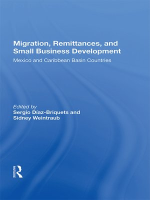 cover image of Migration, Remittances, and Small Business Development