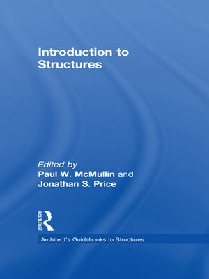 cover image of Introduction to Structures