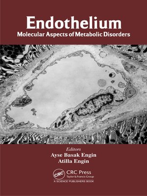 cover image of Endothelium