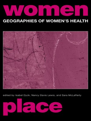 cover image of Geographies of Women's Health