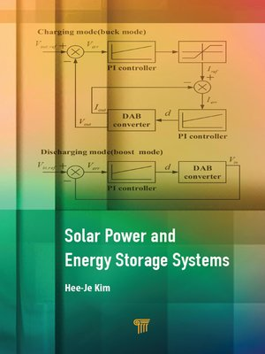 cover image of Solar Power and Energy Storage Systems