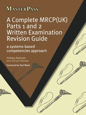 cover image of A Complete MRCP(UK)