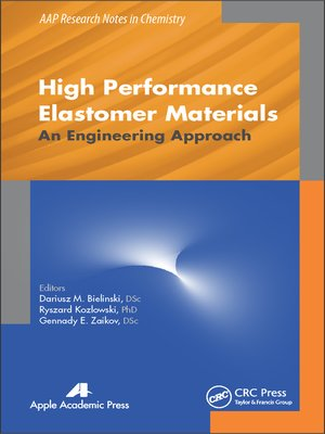 cover image of High Performance Elastomer Materials