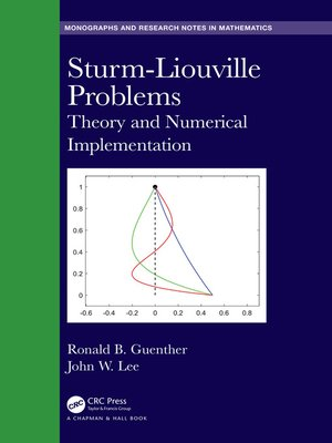 cover image of Sturm-Liouville Problems