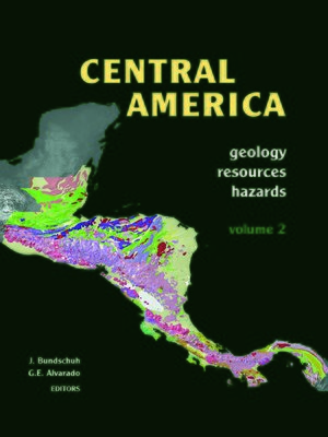 cover image of Central America, Two Volume Set