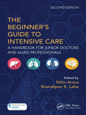 cover image of The Beginner's Guide to Intensive Care