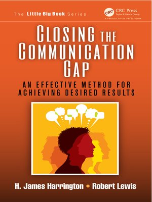 cover image of Closing the Communication Gap