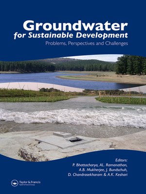 cover image of Groundwater for Sustainable Development