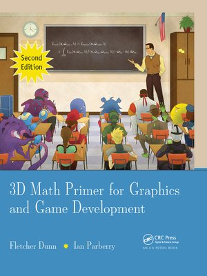 cover image of 3D Math Primer for Graphics and Game Development