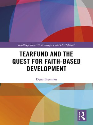 cover image of Tearfund and the Quest for Faith-Based Development