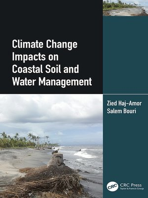 cover image of Climate Change Impacts on Coastal Soil and Water Management
