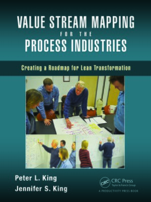 cover image of Value Stream Mapping for the Process Industries