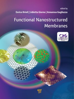 cover image of Functional Nanostructured Membranes