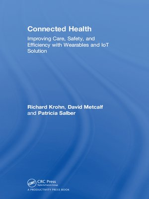 cover image of Connected Health