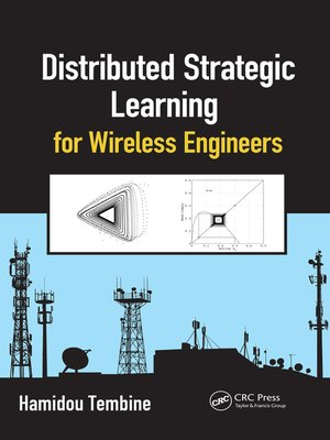 cover image of Distributed Strategic Learning for Wireless Engineers