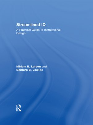 cover image of Streamlined ID