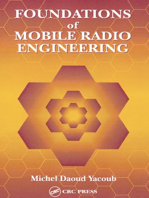 cover image of Foundations of Mobile Radio Engineering