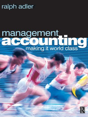 cover image of Management Accounting
