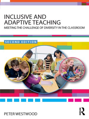 cover image of Inclusive and Adaptive Teaching