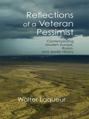 cover image of Reflections of a Veteran Pessimist