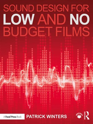 cover image of Sound Design for Low & No Budget Films