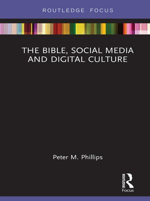 cover image of The Bible, Social Media and Digital Culture